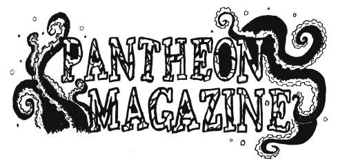 Pantheon Title - Black
