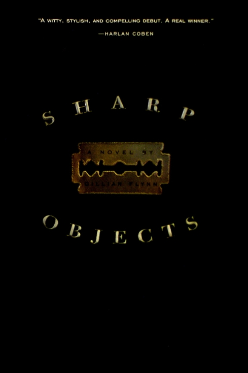 Sharp Objects Cover