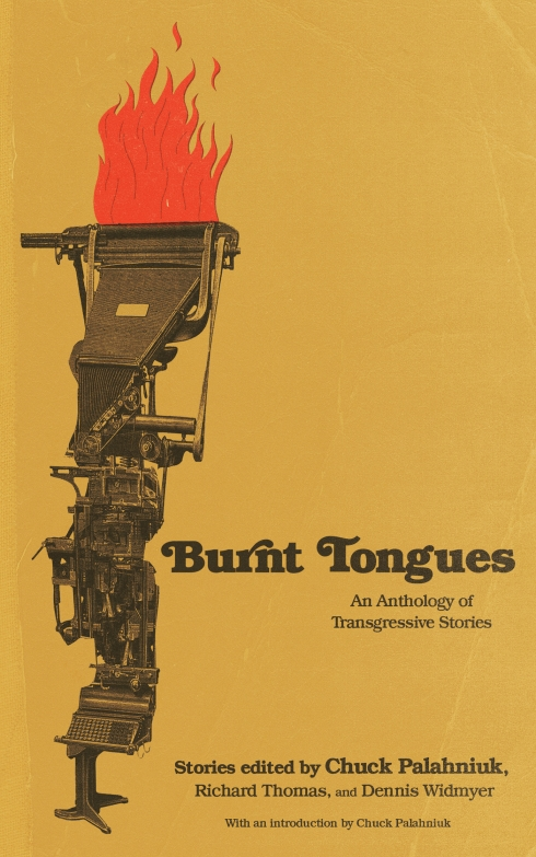 Burnt Tongues Cover