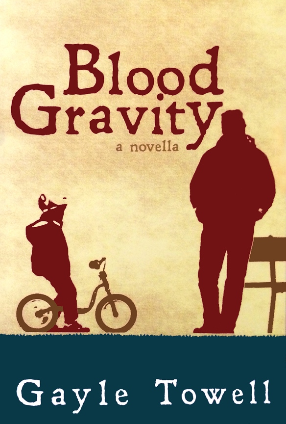 Book Review: Blood Gravity by Gayle Towell | Pantheon Magazine