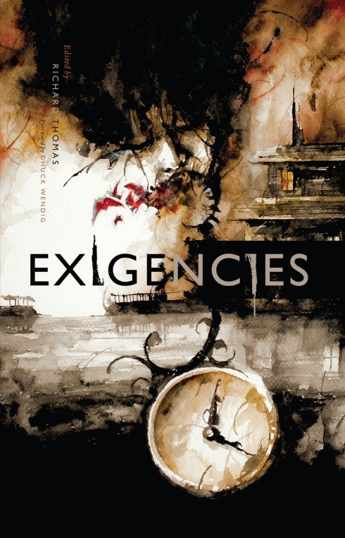 Exigencies Cover